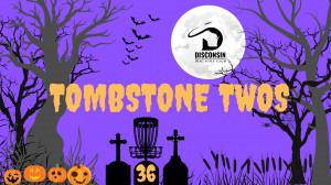 Disconsin's Tombstone Par Twos graphic