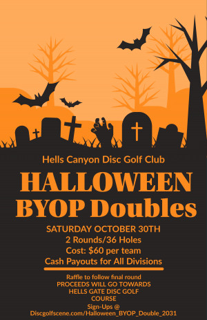 Halloween BYOP Doubles graphic