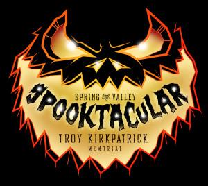 Spring Valley Spectacular 'Spooktacular' Troy Kirkpatrick Memorial graphic