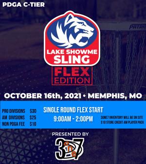 ShowMe Sling Flex Edition graphic
