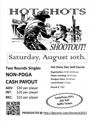 Hot Shots Shootout graphic