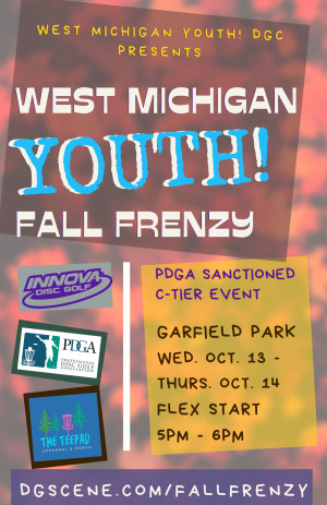 West Michigan Youth Fall Frezy graphic