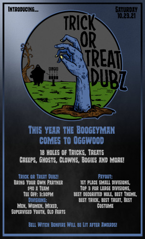 Trick or Treat Dubz graphic