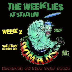 The Weeklies at Stadium - Week 2 graphic