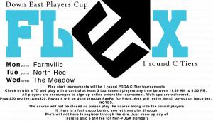 DEP CUP Flex Monday graphic