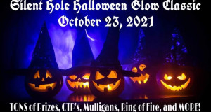 Silent Hole Halloween Glow Classic graphic