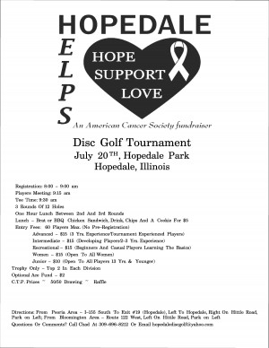 Hopedale Helps graphic