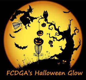 FCDGA's Halloween Glow graphic