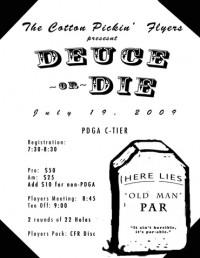 Deuce or Die graphic