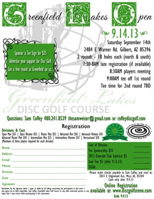 Greenfield Lakes Open graphic