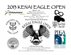Kenai Eagle Open 2013 graphic
