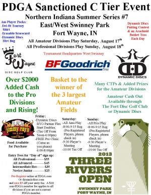 2013 Three Rivers Open Amateurs Play graphic