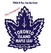 Toronto Island Maple Leaf graphic