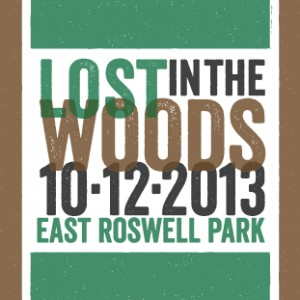 Lost in the Woods - LITW2013 graphic