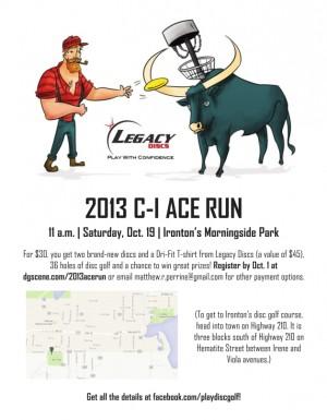 2013 C-I Ace Run graphic