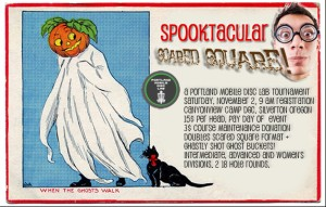 Spooktacular  Scared Square @ Canyonview Camp! graphic