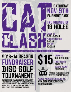 2013 Cat Clash presented by KSUDGC graphic
