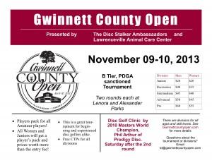Gwinnett County Open graphic