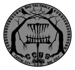 2013 CCDG Bag Tag Finale graphic