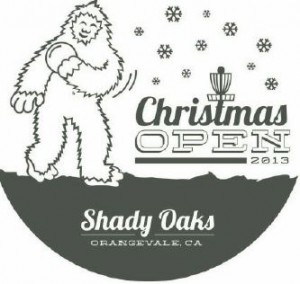 2013 Christmas Open graphic
