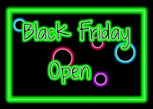 Black Friday Open II graphic