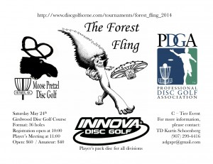 Forest Fling graphic