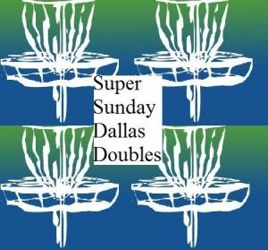Super Sunday Dallas Doubles. graphic