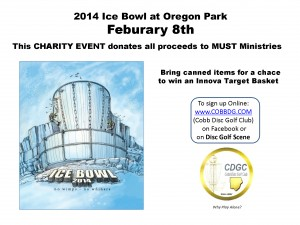 7th Annual Oregon Park Ice Bowl graphic