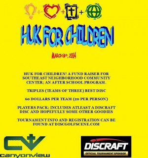 HUK FOR CHILDREN - TRIPLES graphic