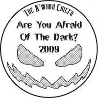 Are You Afraid Of The Dark? 2009 graphic