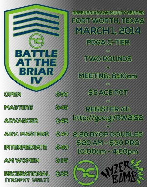 Battle at the Briar IV graphic