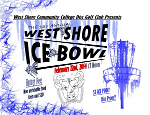 WSCC 1st Annual Ice Bowl graphic