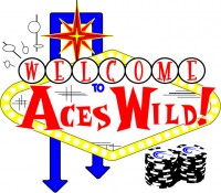 Aces Wild - Spassland Park graphic