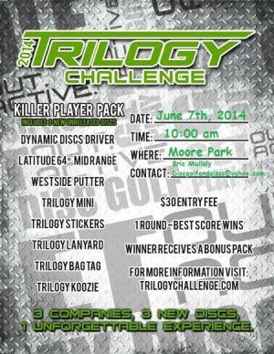 Trilogy Challenge - Klamath Falls graphic