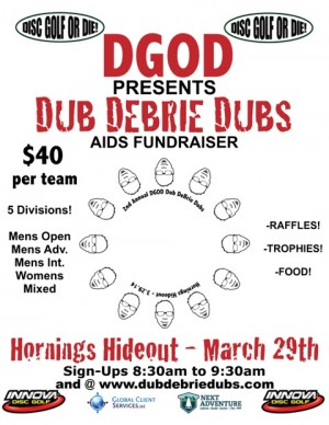 Dub Debrie Dubs! graphic