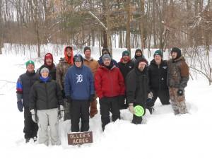 5th Annual Snow Bowl graphic