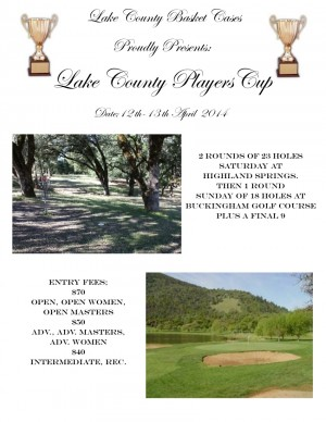 Lake County Players Cup graphic
