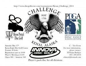 Kenai Challenge graphic