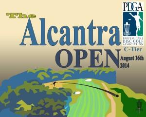 Alcantra Open graphic