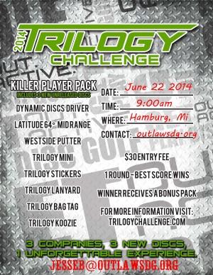 Trilogy Challenge @ The Gulch graphic