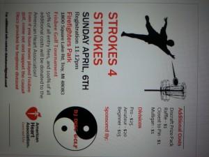 Strokes 4 Strokes! graphic