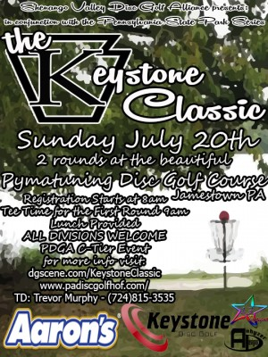 The Keystone Classic graphic