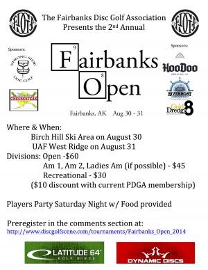 Fairbanks Open graphic