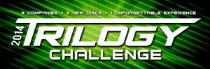 Lawrence Trilogy Challenge graphic