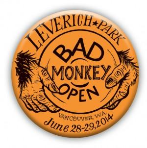 2014 Bad Monkey Open graphic