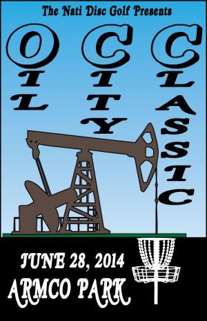 Oil City Classic graphic