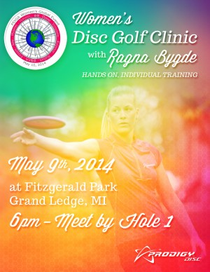 Ragna Bygde Pre Women's Global Event Clinic graphic
