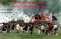 Battle of Saratoga VII graphic