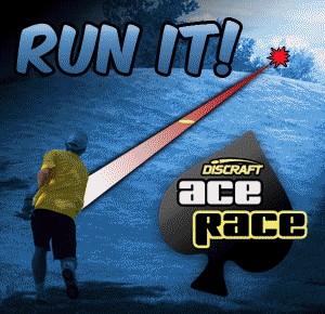 Church Park (Sublimity) Discraft Ace Race graphic