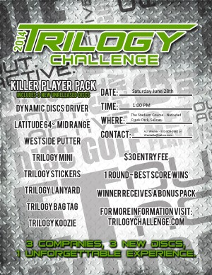 Trilogy Challenge at the Stadium Course graphic